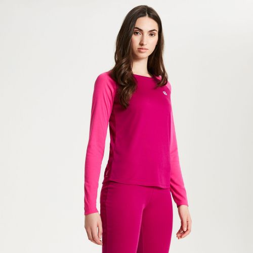 Women's Exchange Thermal Base Layer Set Fuschia Cyber Pink